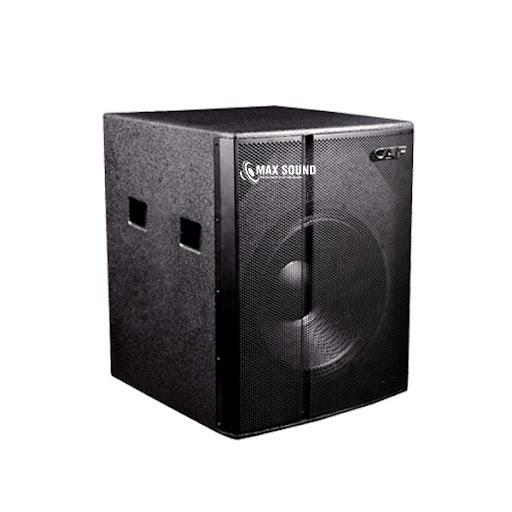 Loa trầm CAF W15S Pro tái tạo âm thanh cực tốt