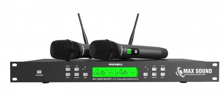 Micro Paramax sử dụng nhiều công nghệ hiện đại