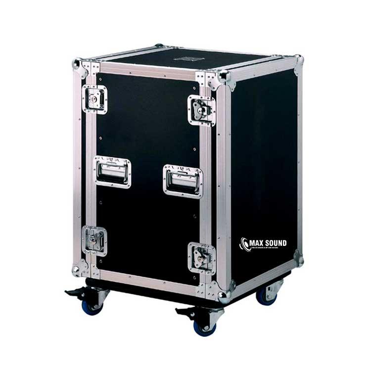 Tủ rack 15U có thiết kế đơn giản và hiện đại