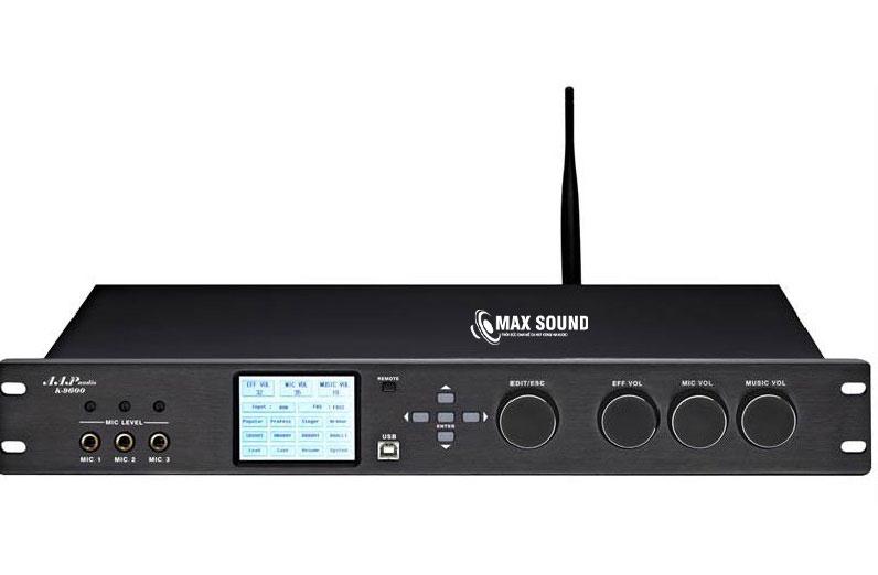Vang sốAAP có khả năng xử lý âm thanh chuyên nghiệp, cho chất âm hài hòa đỉnh cao