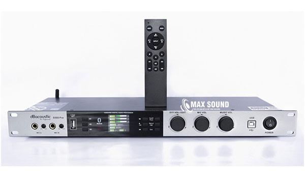 Vang số DB Acoustic S500 Pro được giới chuyên gia đánh giá cao