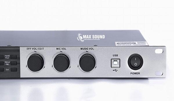 Vang số DB Acoustic S500 Pro hiệu chỉnh dễ dàng