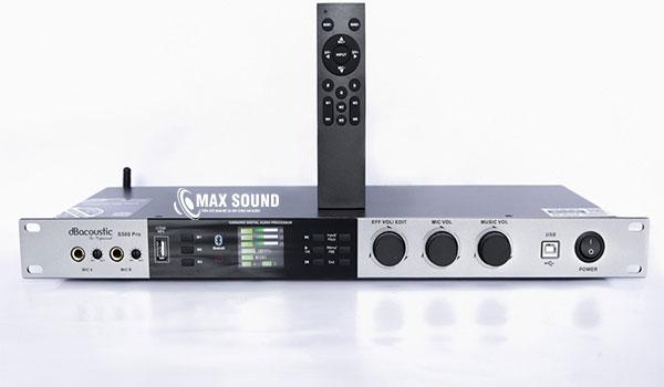 Vang số DB Acoustic S500 Pro tái tạo âm thanh chuẩn