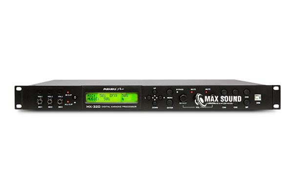 Vang số Paramax Pro MX320 xử lý âm chuyên sâu