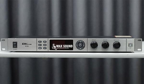 Vang số tại Max Sound được bảo hành uy tín