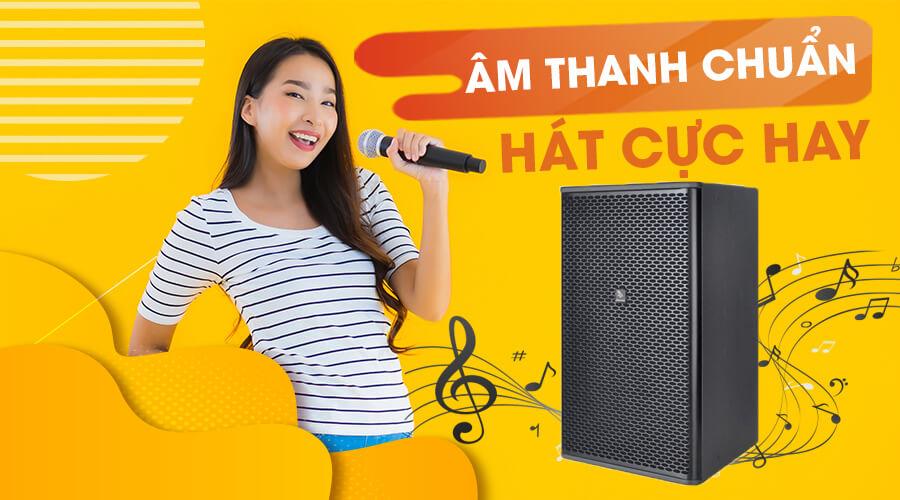 âm thanh đỉnh cao của loa 4 acoustic SC12