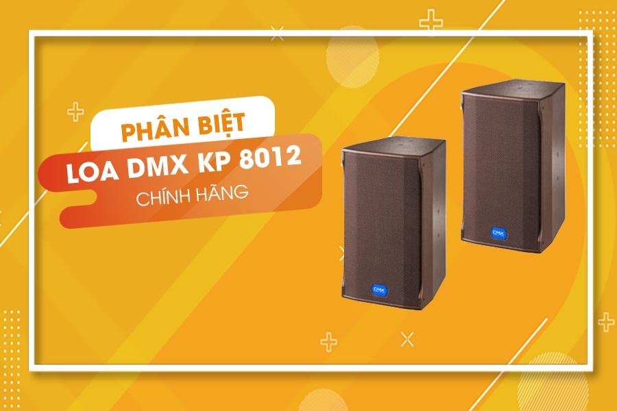Loa DMX KP-8012 chính hãng