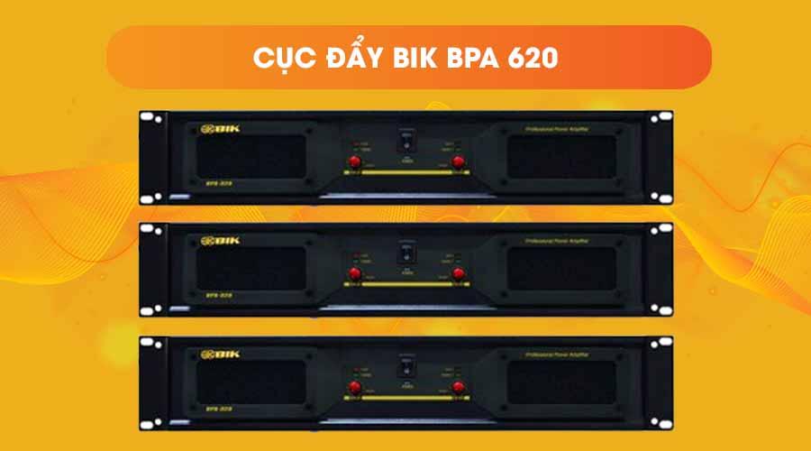 Cục đẩy BIK BPA-620
