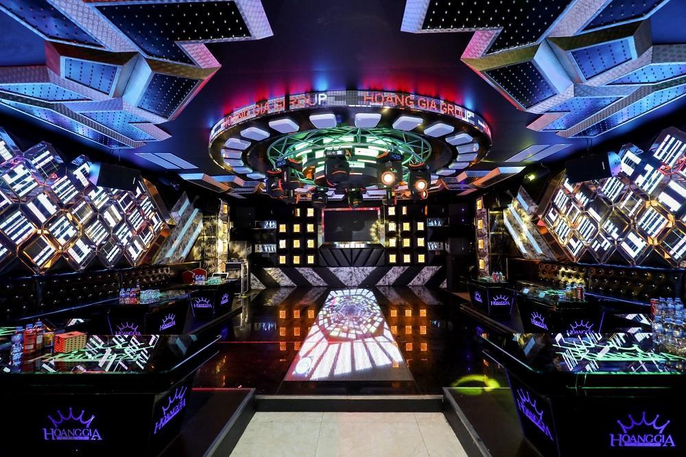Phòng karaoke mini bar đẳng cấp