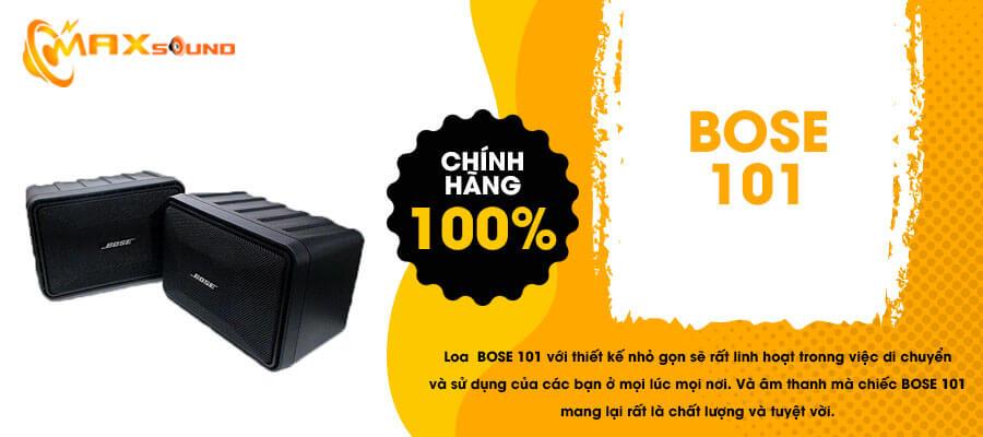 Loa Bose 101 chính hãng