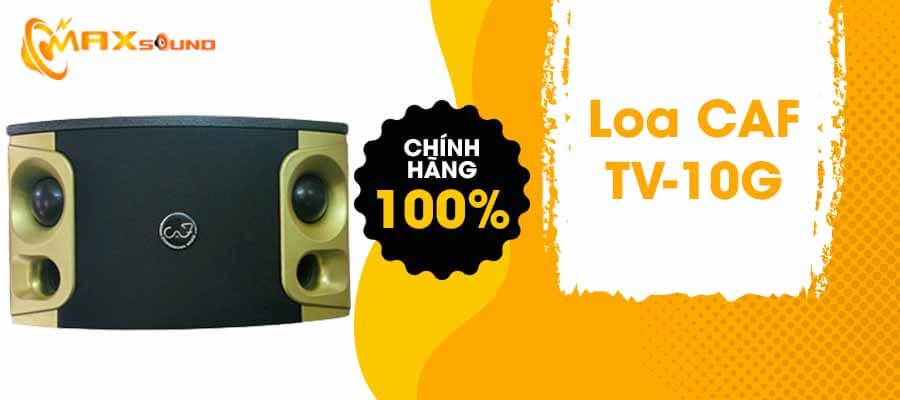 Loa CAF TV-10G chính hãng