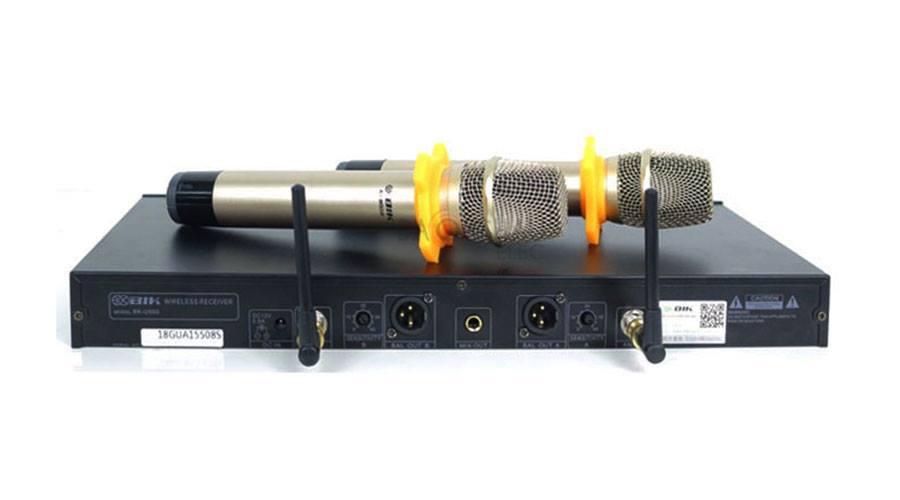 Micro không dây BIK U550