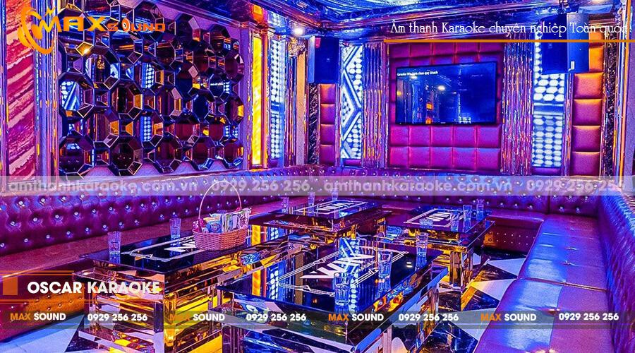 Phòng VIP karaoke Oscar Thủ Đức