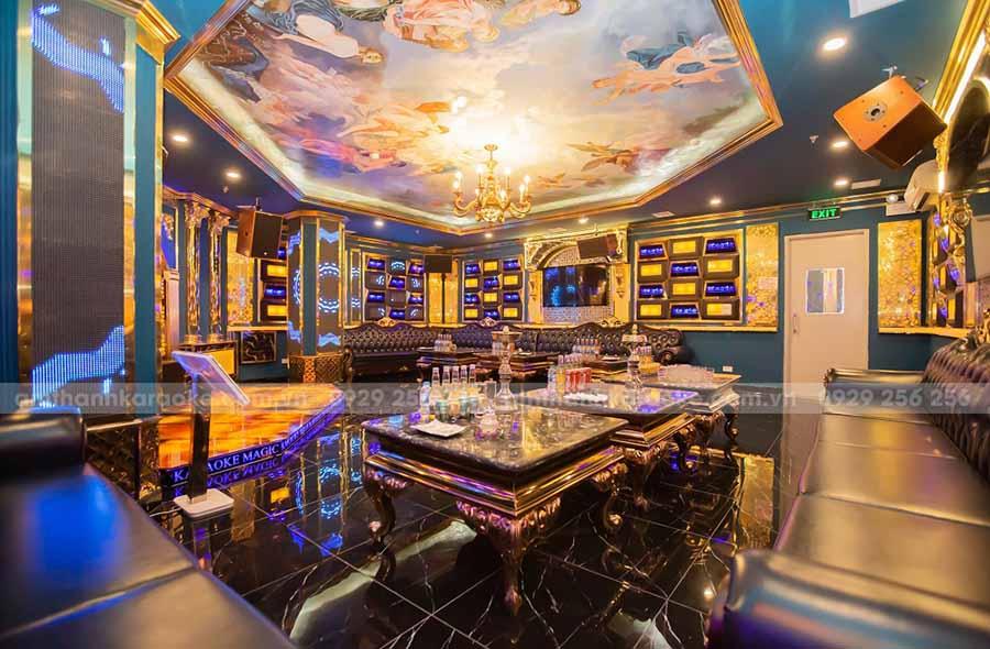 Phòng VIP karaoke Magic Thái Thịnh