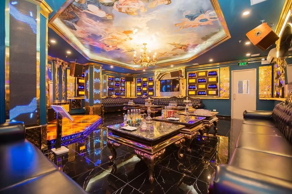 Phòng VIP 12 v2 Karaoke Magic Thái Thịnh