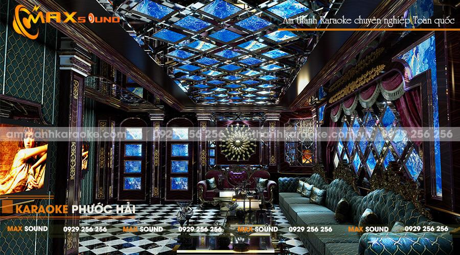 Phòng VIP karaoke Phước Hải