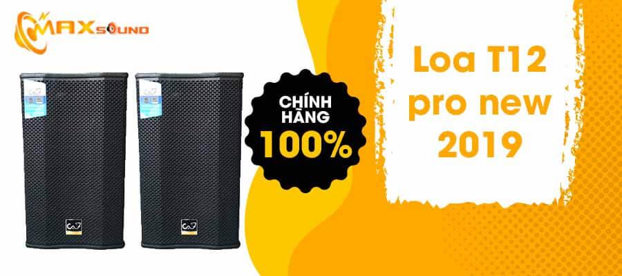 Loa T12 Pro new 2019 chính hãng